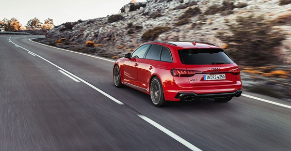 Audi RS4 Avant: Scharfer Vierer!