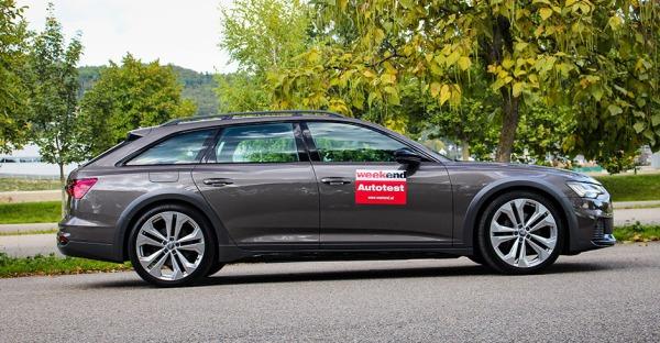 Audi Allroad quattro 50TDI: Abenteuer-Avant im Test