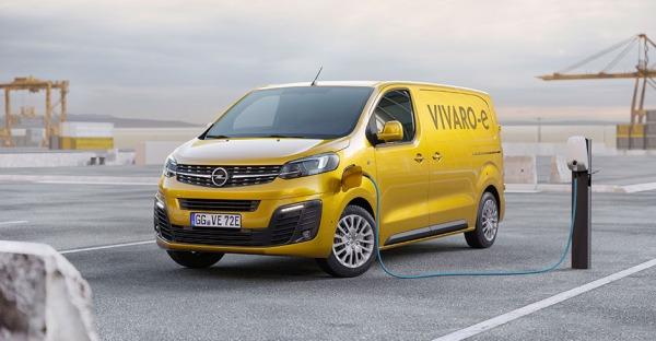 "Opel Vivaro-e: Lademeister mit großem ""e""-Herz"