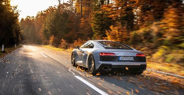 Audi R8 V10 RWD: R8 ohne quattro
