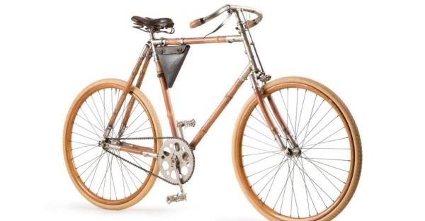 Wie man das (Bambus)Rad neu erfindet
