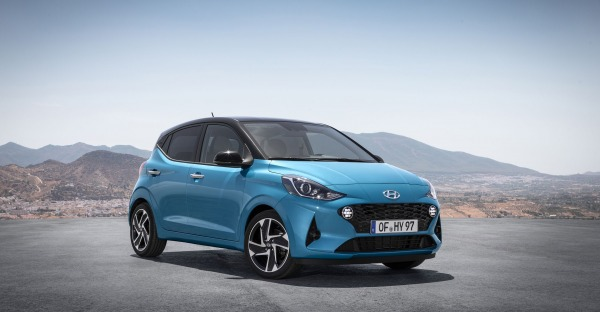 Hyundai i10: Small is beautiful
