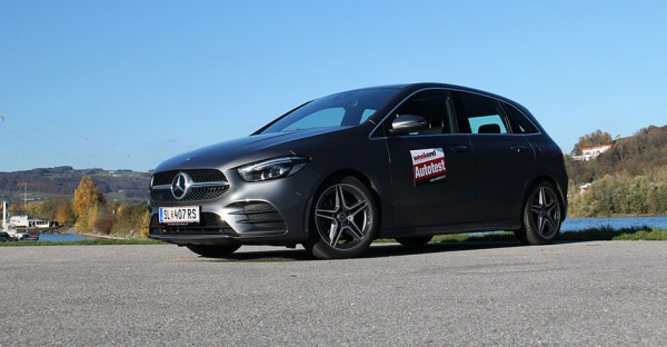 "Plan ""B"" ist klasse: Mercedes-Benz B 200 d im Test"