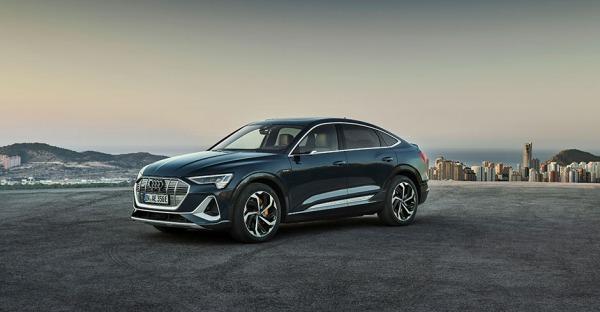 Audi e-tron Sportback: Ein neues E-Coupé