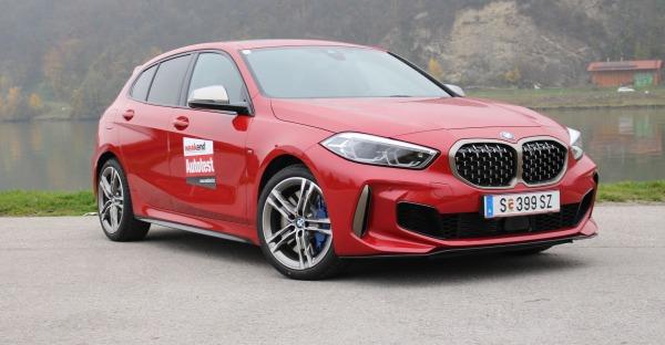 Setzen! Einser! – Der neue BMW M135i xDrive im Weekend Test