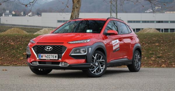 Hyundai Kona Hybrid im Test: City-SUV mit zwei Herzen