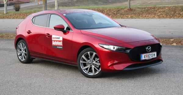 Mazda3 Skyactiv X: Ein Satz mit X?