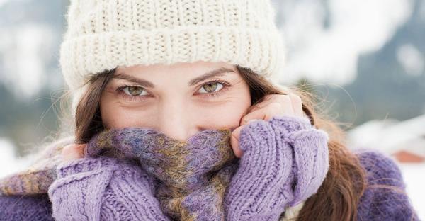 Mit diesen 9 Tipps übersteht Ihre Haut den Winter