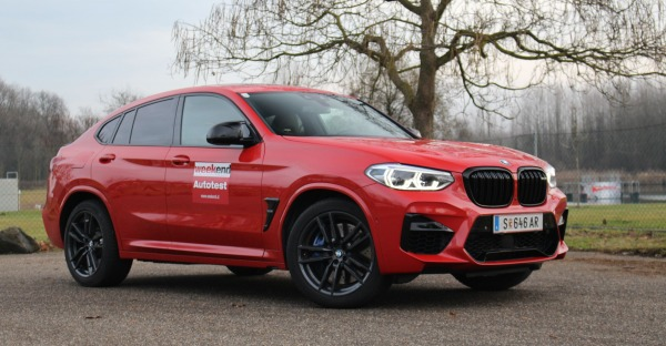 Test: BMW X4 M Competition – Schwerpunktkontrolle mit 510 PS