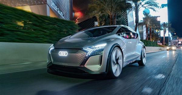 Audi AI:MI: Vier Ringe, die mitdenken