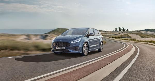 Ford S-Max Hybrid: Kompaktvan mit zwei Herzen