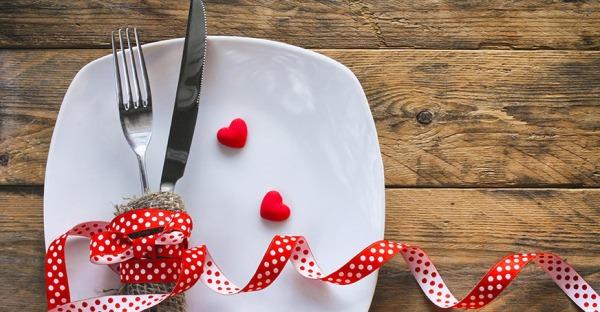 3 köstliche Rezepte für das Valentinstags-Menü