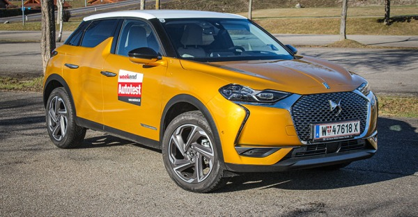 DS 3 Crossback BlueHDI im Weekend-Test