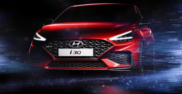 Hyundai i30: Scharfer Blick aufs Facelift