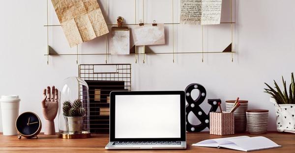 Büro dekorieren: 5 Ideen für mehr Produktivität