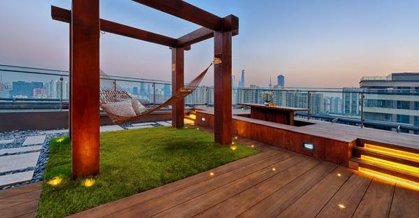 6 Wege zur traumhaften Dachterrasse