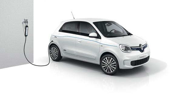 Twingo Z.E.: Kleiner Renault, große Reichweite