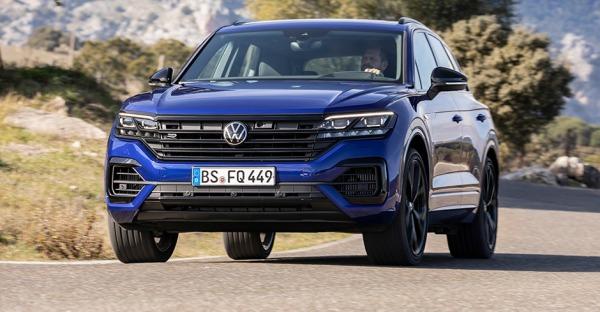 VW Touareg R Plug-in-Hybrid: Power aus zwei Herzen
