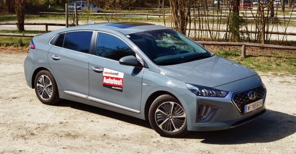 Ein dualer Typ! Der Hyundai IONIQ Plug-In-Hybrid im Test