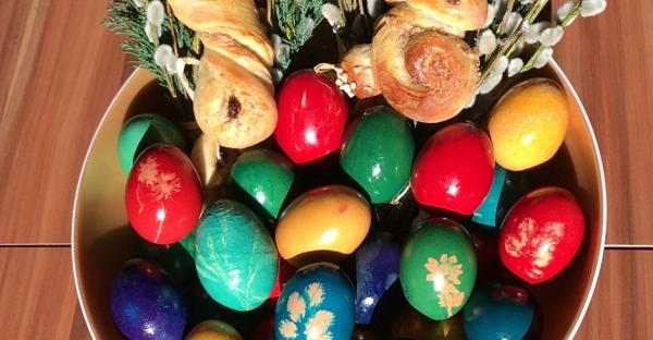 Ostereier-Färben ganz natürlich