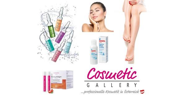 Cosmetic Gallery - Ihr Online-Shop für professionelle Kosmetik in Österreich