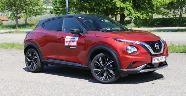 Test: Nissan Juke - Spaß-SUV