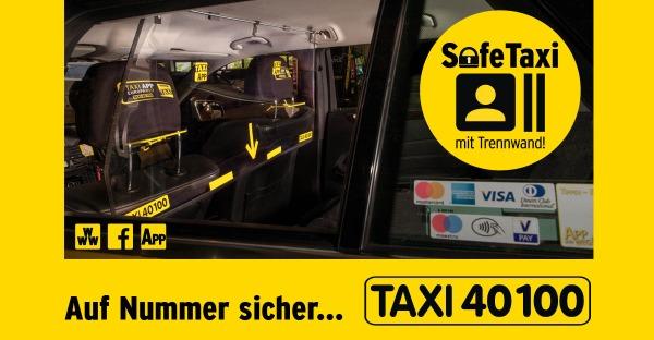 Taxi 40100: Auf Nummer Sicher ...