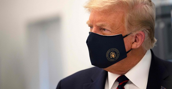 Corona-Testungen: Hatte Donald Trump recht?