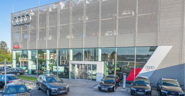 Die besten Audi wollen raus!