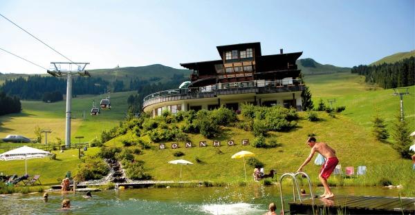Aufenthalt in Naturidyll Hotel AlpenOase Sonnhof gewinnen