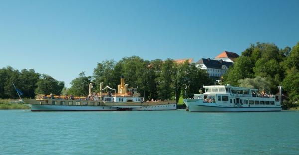 Sommer am Bayerischen Meer