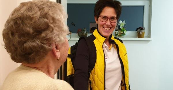 Hilfswerk Salzburg: Starke Berufe