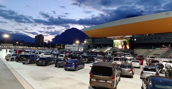 Tirol: Gewinnenspiel für das Autokino Innsbruck