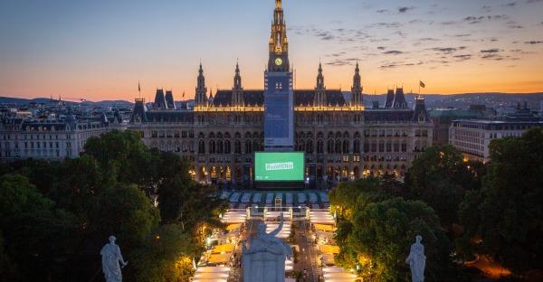 Film Festival 2020 am Rathausplatz: Noch den ganzen August schlemmen und Kultur genießen