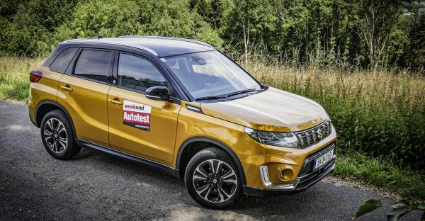 """Test: Suzuki Vitara Hybrid – Der """"Milde"""""""