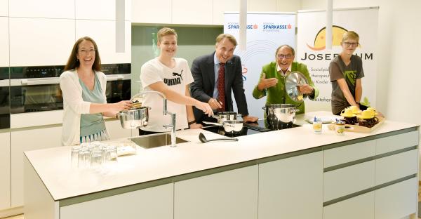 Hilfe für Jugendliche: Josefinum erweitert Angebot