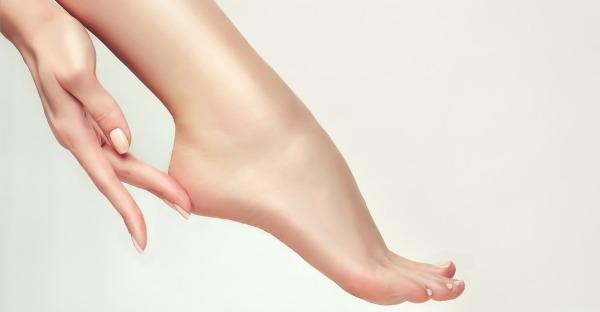 Grüße an die Füße