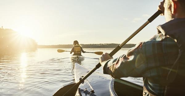 Lebensraum Mur: Wassersport im Fokus