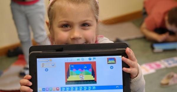 Programmierworkshops für Kinder