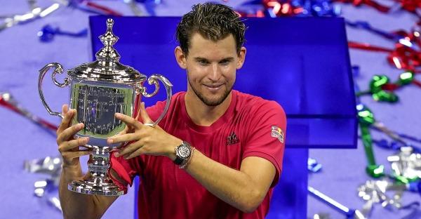 Zwei Trennungen brachten Dominic Thiem die US Open