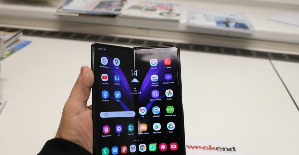 Tech-Blog: Das Samsung Galaxy Z Fold 2 5G im Test