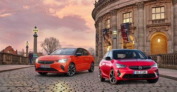 Opel im Fokus: Modelle mit Blitz!
