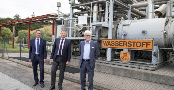 Grüner Wasserstoff in der Kärntner Industrie