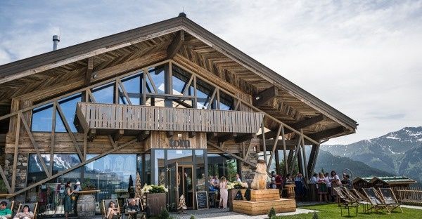 Design am Berg – Edle Hütten in Österreich