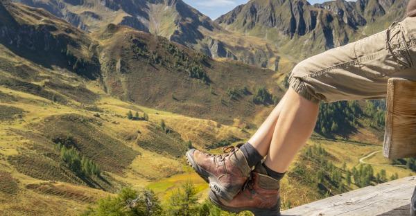 Worauf man bei Wanderschuhen achten sollte