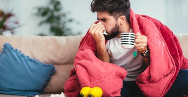Stopp der Erkältung