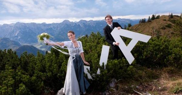 Tiny Wedding? Großes Fest? sagJA-im-Salzkammergut!
