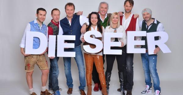 """5 x 2 Tickets für """"Die Seer"""" gewinnen"""