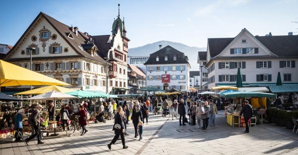 Dornbirner Wochenmarkt: Regional, frisch und genussreich
