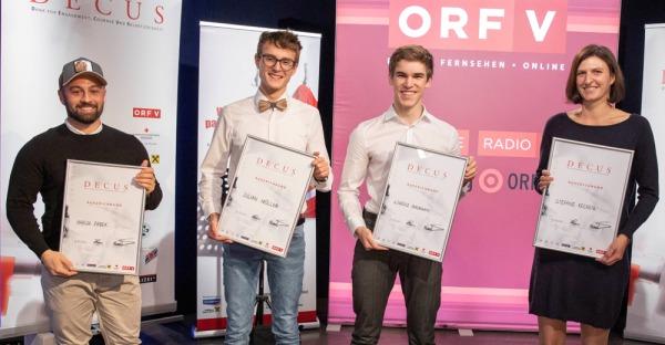 ORF Vorarlberg ehrt Ersthelfer